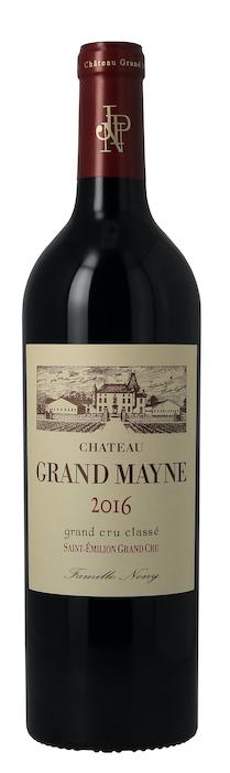 Château Grand Mayne 2016 Saint-Emilion