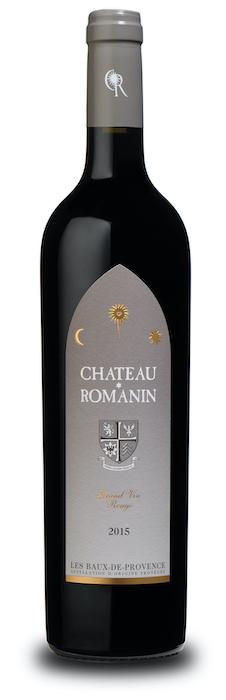 Château Romanin Grand Vin Rouge 2015 Provence