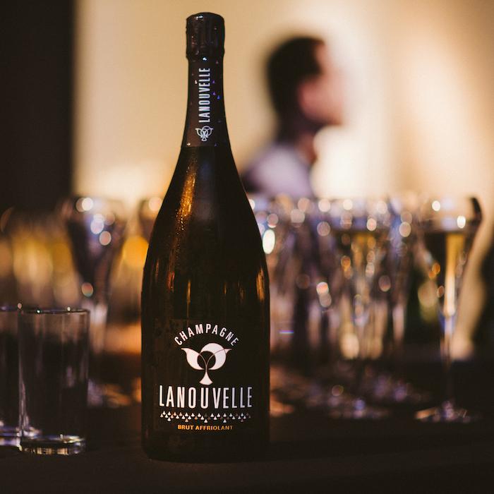 Brut Affriolant Champagne Lanouvelle