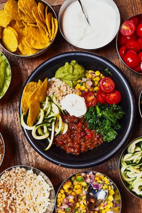 livraison de repas vegan