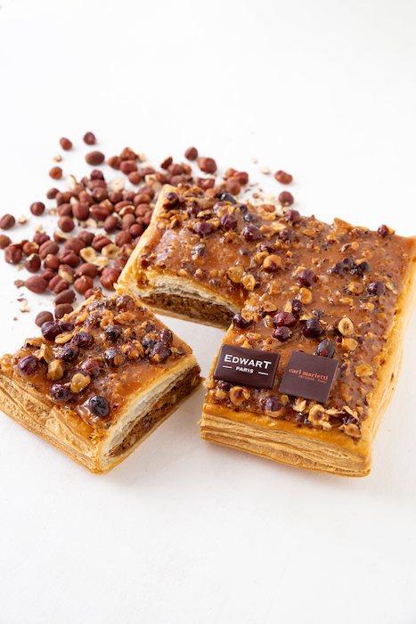 galette Edwart Chocolatier x Carl Marletti