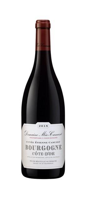 Cuvée Etienne Camuzet 2018- Bourgogne Côte d'Or