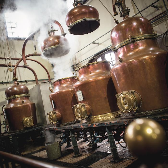 Distillerie Palais Bénédictine