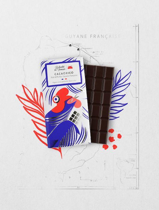 Cacaorico Le chocolat des Français