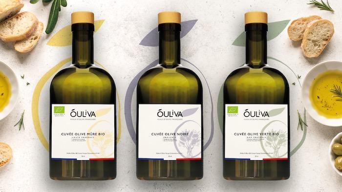 Ouliva huiles d'olive d'origine