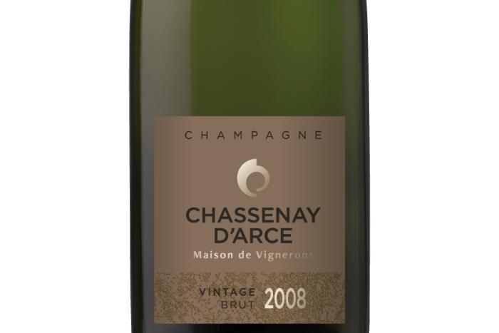 Chassenay d'Arce Vintage 2008