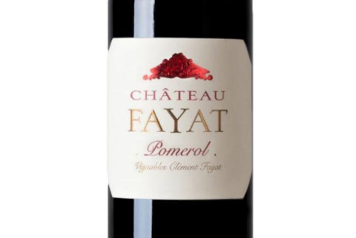 Château Fayat 2017