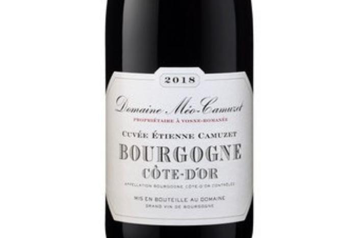 Cuvée Etienne Camuzet 2018