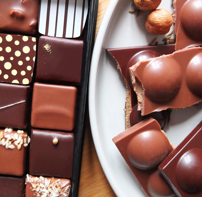 chocolats Edwart
