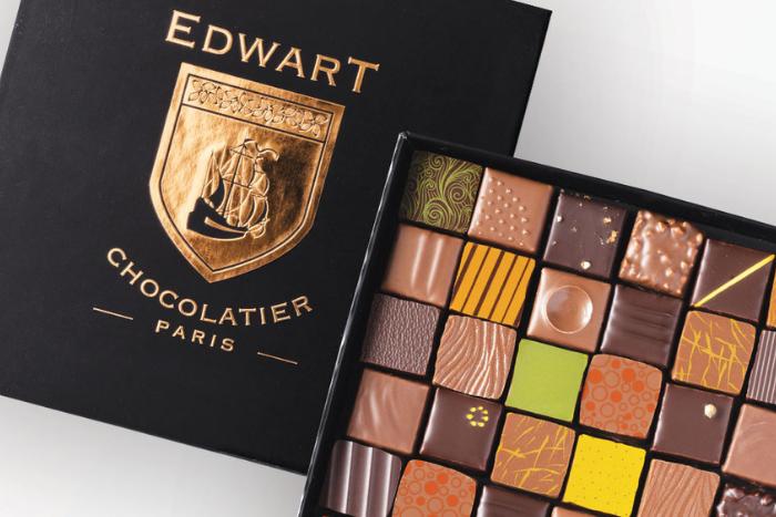 Edwart Chocolatier boutique des Batignolles
