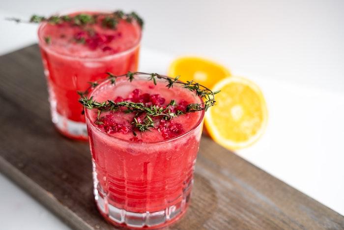 Les cocktails sans alcool d'hiver