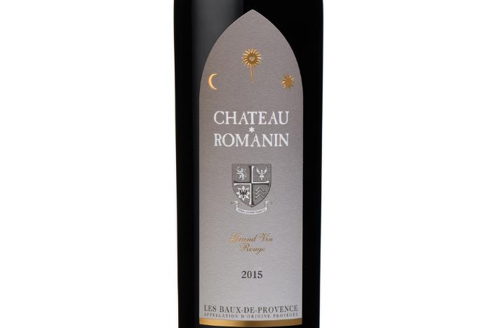 Romanin Grand Vin Rouge 2015