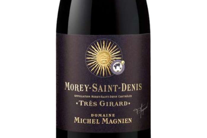 Morey Saint-Denis Très Girard 2017, terriblement gourmand