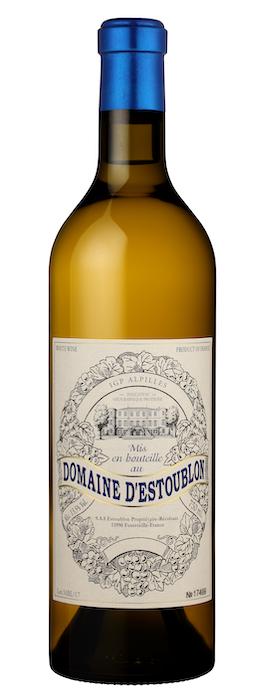 Château d'Estoublon blanc 2017 Alpilles