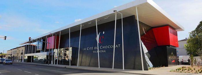 La Semaine Food du 12 février Visites virtuelles Cité du Chocolat Valrhona