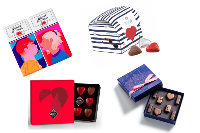 Saint-Valentin 2021 cadeaux 5 euros