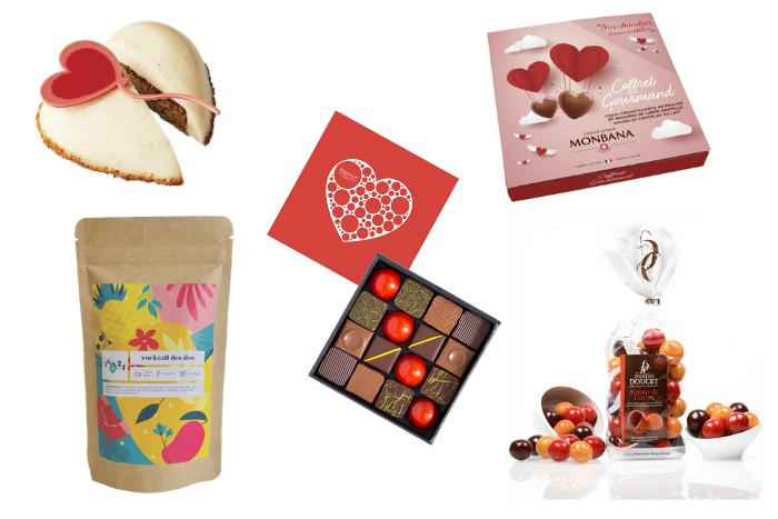 Saint-Valentin 2021 cadeaux à 10 euros