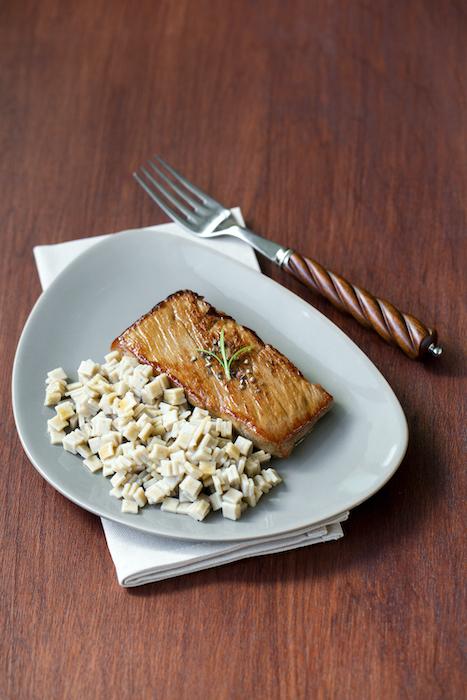 recette de Filet mignon et crozets au sarrasin