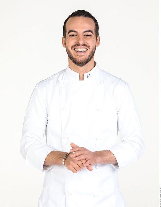 Top Chef Saison 12 Bruno Aubin