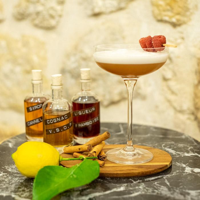 Cognac Colada