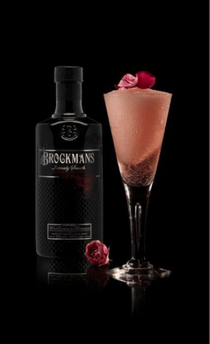 Les cocktails de la Saint-Valentin 2021 Brockmans
