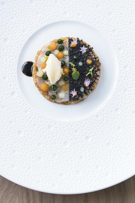 la recette du tartare d'écrevisses du lac d'Annecy