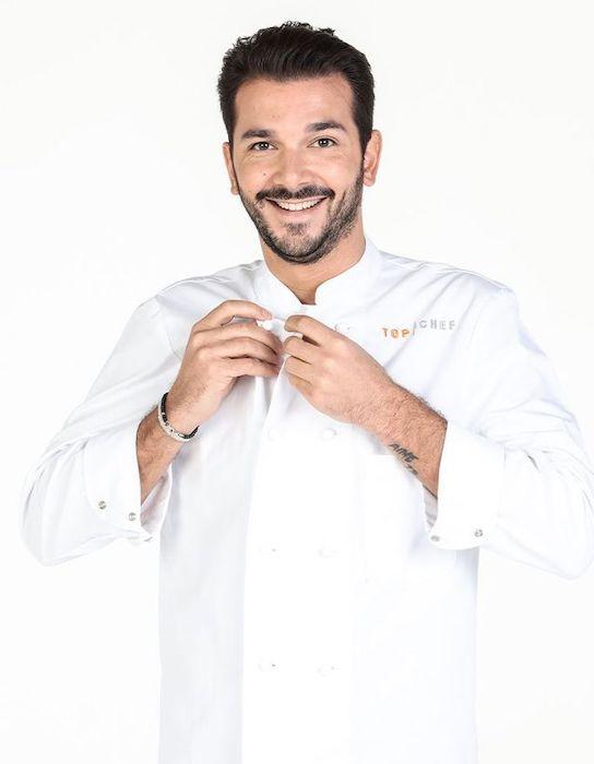 Top Chef Saison 12 Pierre Chomet