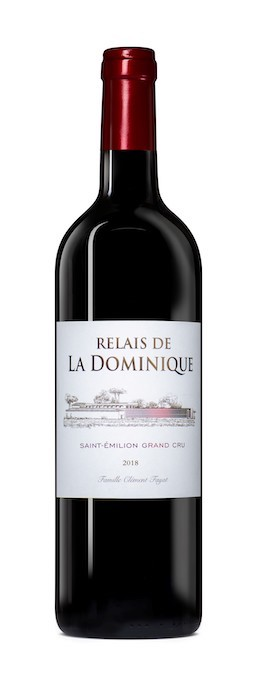 Relais de La Dominique 2018 Saint-Emilion