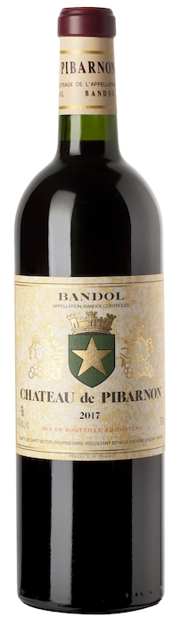 Château de Pibarnon rouge 2017 Bandol