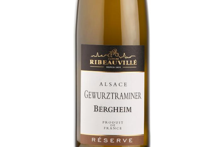 Gewurztraminer Bergheim 2017