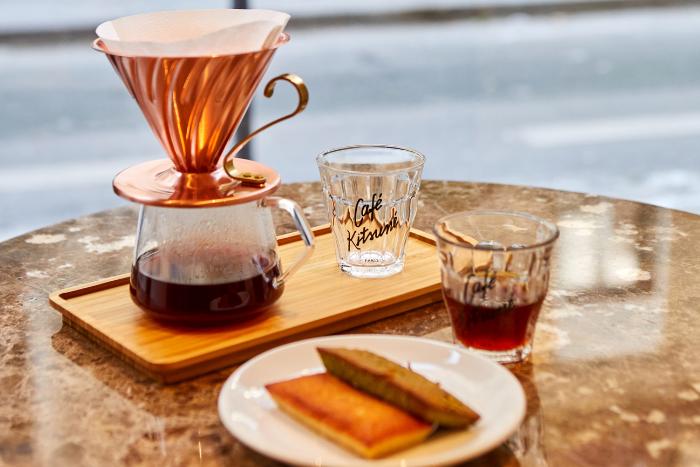 Café Kitsuné Vertbois