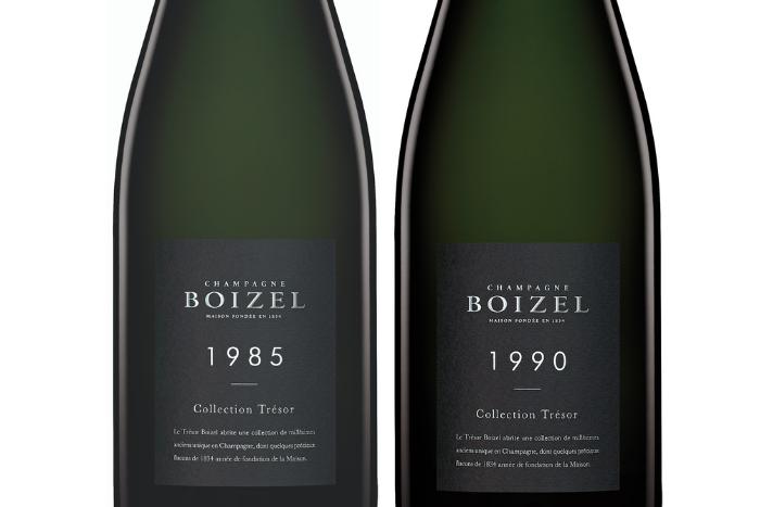 Collection Trésor de Boizel