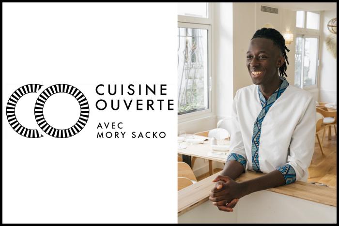 Cuisine Ouverte Mory Sacko