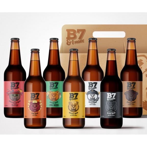 B7&1More bières sauvages artisanales