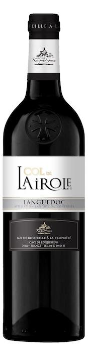 Col de Lairole Languedoc rouge