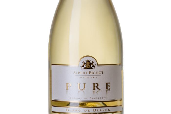 Crémant de Bourgogne brut Pure