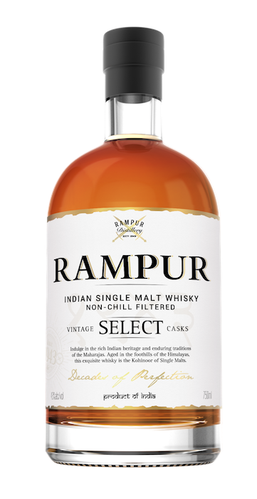 Rampur Indian Single Malt Select