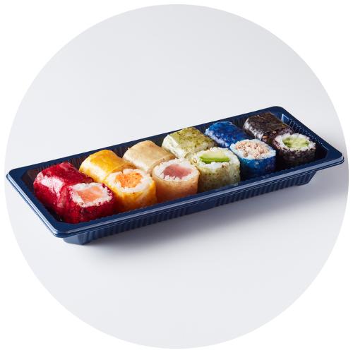 Les nouveaux produits de février 2021 Sushi Daily