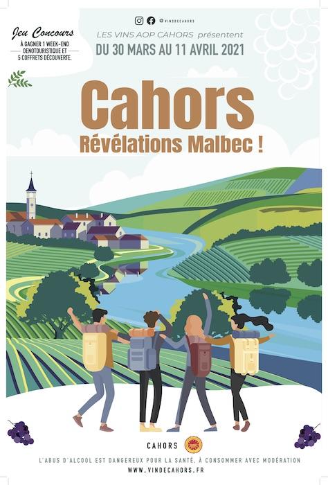 Cahors Révélations Malbec