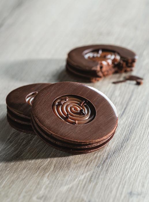 la recette du calao au chocolat Millot