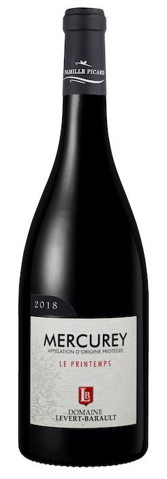 Le Printemps 2018 Domaine Levert-Barault Bourgogne