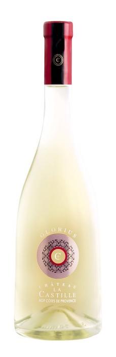 Glorius Blanc 2020 Château La Castille Provence