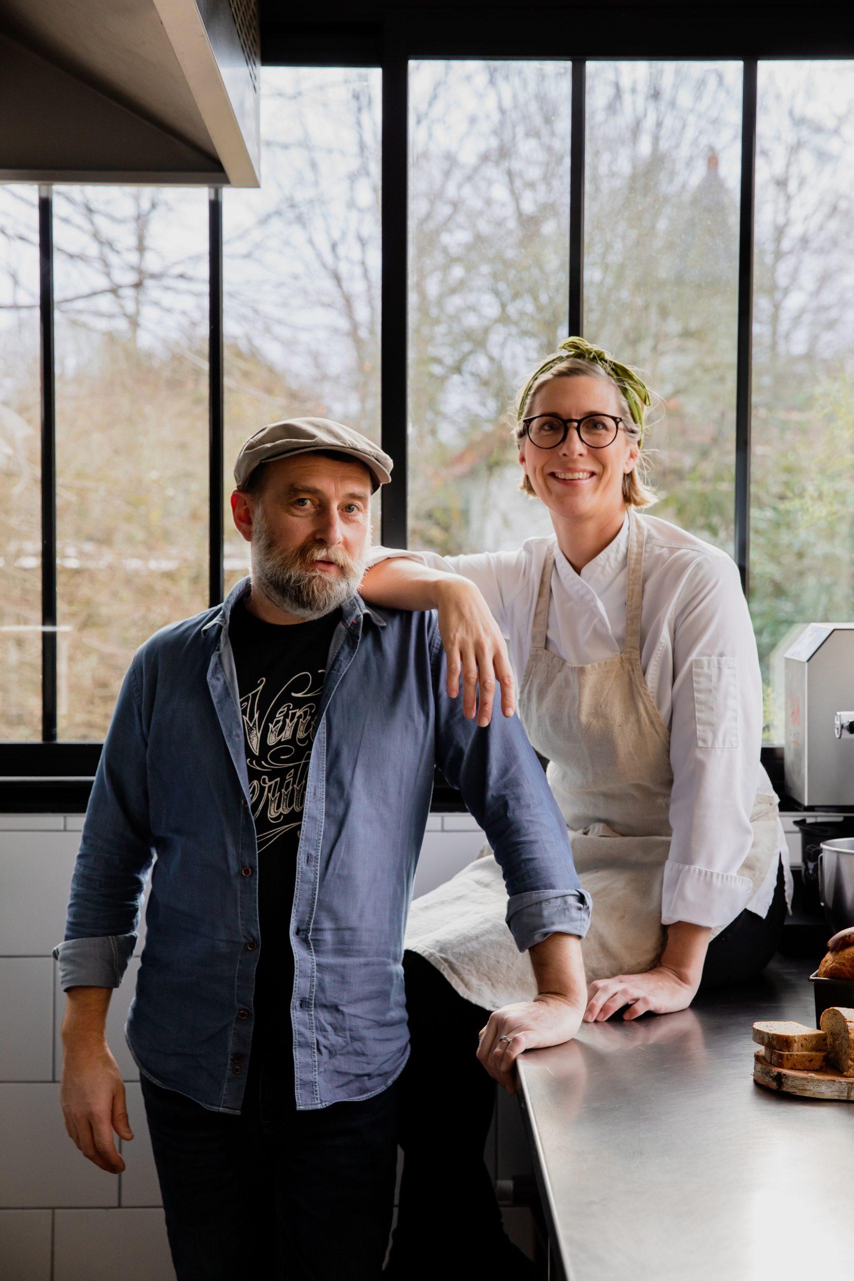 Franck et Cybèle Idelot
