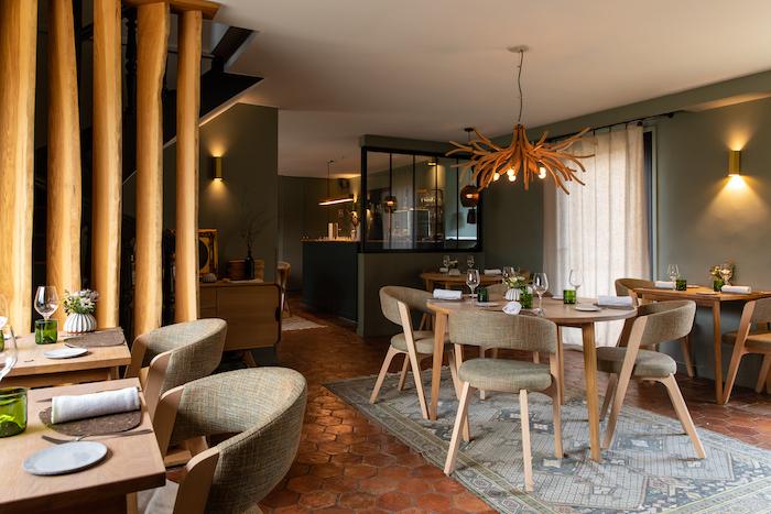 Restaurant La Ruche Cybèle Idelot