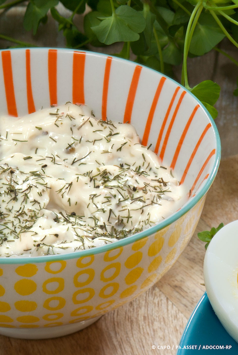 mayonnaise aux fines herbes