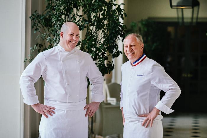 Pascal Hainigue et Eric Frechon