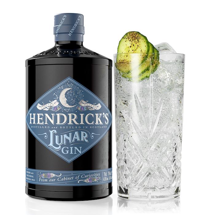 Cocktail Lunar & Tonic