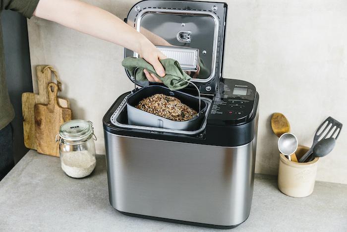 Les nouvelles machines à pain Panasonic