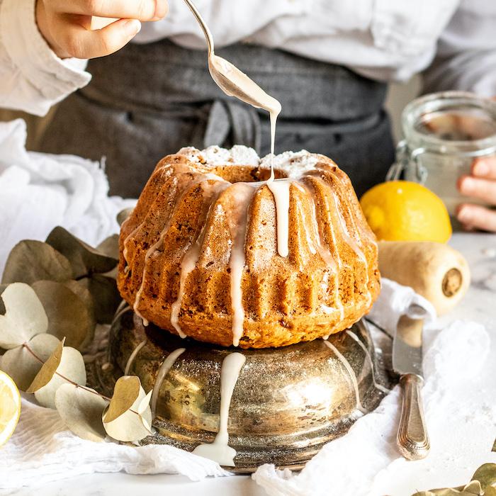 recette de Gâteau de panais aux épices