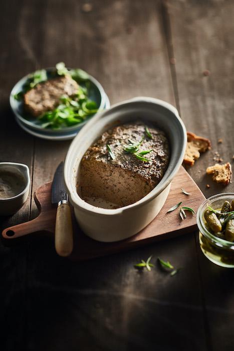 recette de Terrine de rognons d'agneau à l'estragon